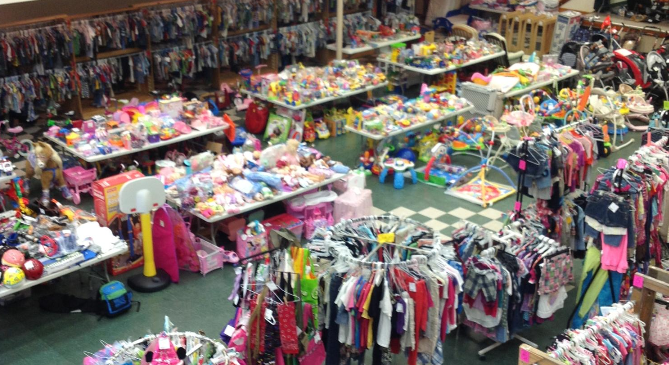 2961f5a5721 South Mississippi s Largest Children s Consignment Sale